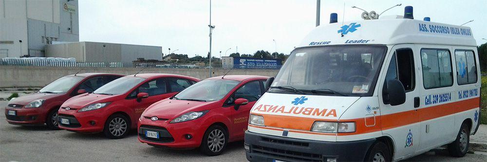 Trasporto in Ambulanza Ragusa
